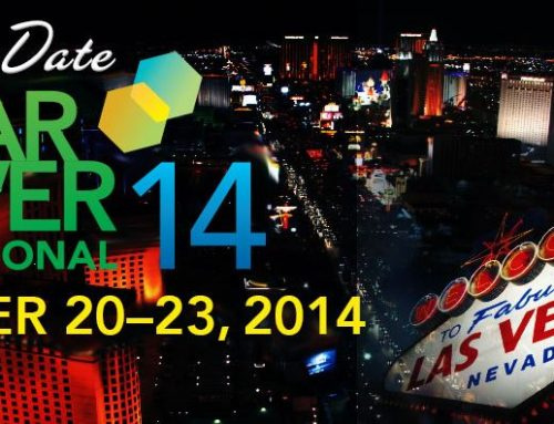 Solar Power International, Oct 20-23, Las Vegas
